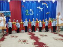 Мероприятие ко Дню Защитника Отечества «Богатыри земли русской»